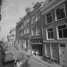 Eerste Looiersdwarsstraat 11 - 17 (ged.)