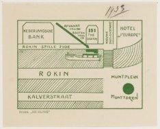 Rokin/Turfmarkt (Oude) 127-153 (v.l.n.r.)