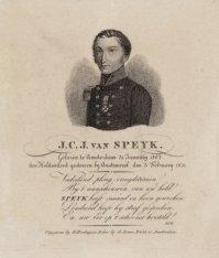 Jan Carel Josephus van Speyk (31-01-1802 / 05-02-1831)