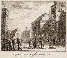 Oproer te Amsterdam in 1567