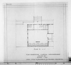 Uitbreiding van het clubhuis van de Roeivereeniging Willem III, Jan Vroegopsinge…