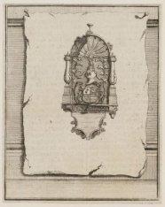 Het monument voor Willem Eggert in de Nieuwe Kerk