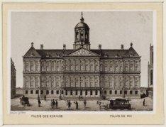Paleis des Konings   Palais du Roi