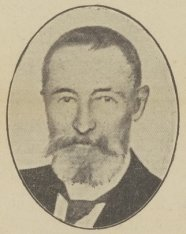 Portret van Dr. Jan Kuijper(1862-1938), directeur van het Wilhelmina Gasthuis va…