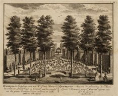 Quaerendo, de lustplaets van den Hr Louis Renard, tusschen de Schulpbrug en Omva…