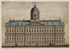 La Maison de Ville de Amsterdam