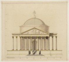 Tempel voor Diaconie Oude Mannen- en Vrouwenhuis