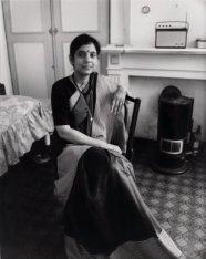 Indiase vrouw, Amsterdam-Centrum