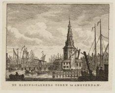 De Haring-pakkers Toren te Amsterdam
