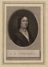 Anna Maria van Schuurman (05-11-1607 / 04-05-1678)