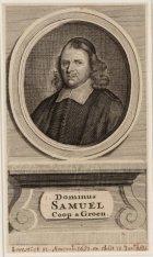 Samuel Coop a Groen (1617 / 21-01-1686), predikant te Amsterdam sinds 1651