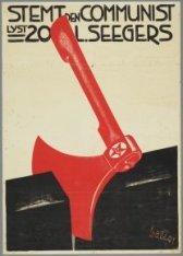 Stemt den Communist L. Seegers Lyst 20