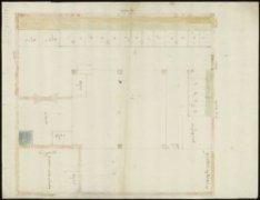 Blad 4 van het 4e, losbladige, kaartboek van de Gasthuizen (toegangsnummer 342/1…