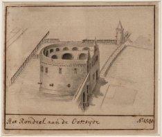 Het Rondeel aan de Oostsyde Ao 1540