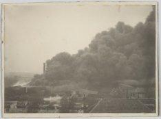 Brand in de chemische fabriek van de firma Spalteholz & Ameschot tussen de Achte…