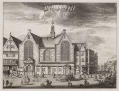 Sint Olofs nu Oude Zyds Kapel