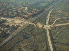 Luchtfoto Geuzenveld/Slotermeer