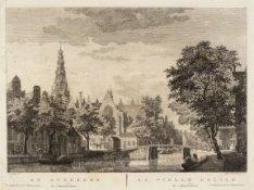 De Oude Kerk te Amsterdam  La Vieille Eglise te Amsterdam