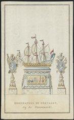 Koophandel en Zeevaart op de Nieuwmarkt