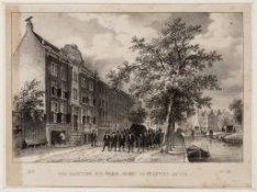 Van Brantzen-Rus-Hofje sedert de stichting Ao.1733