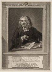 Theodorus van Schelluyne (23-12-1692 / 09-03-1776)