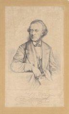 Portret van Joseph Albertus Alberdingk Thijm (13-08-1820 / 17-03-1899), hooglera…