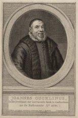 Johannes Cuclinus (Kuclin, kokelijns) ( 1546 / 03-07-1606)