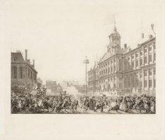 Feest der Alliantie tusschen de Fransche en Bataafsche Republieken