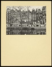 Keizersgracht 544-556 tussen de Leidsestraat en de Nieuwe Spiegelstraat