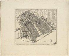 Amsterdam geconterfeyt door Cornelis Antoniszoon