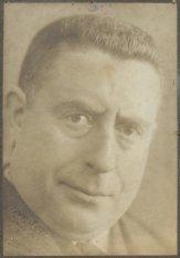 Portret van de toneel- en romanschrijver Herman Heijermans (1864-1924) op 43-jar…