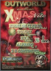 Outworld, Mellow Christmas Nite, The Palace