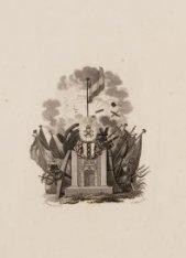 Huldeblijk aan Jan Carel Josephus van Speijk (1802-1831)