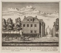 Hofstede Oost-Rust, toebehoorende den Heer Arnout Schuit, Bewindhebber der Oosti…