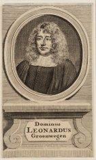 Leonardus Groenewegen (+ 06-05-1696)
