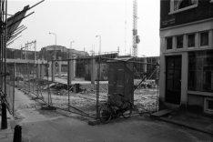 Buiten Oranjestraat 13 (ged.). Bouwput langs Haarlemmer Houttuinen