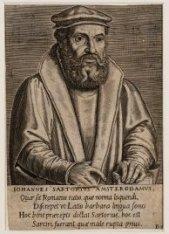 Johannes Sartorius (1500 / 1567-1570)