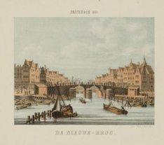 De Nieuwe-Brug, Amsterdam 1681
