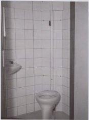 Toilet van bejaardentehuis Amstelhof, Amstel 51