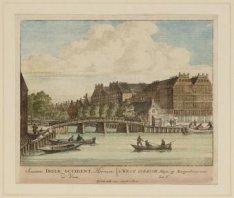 ''t West Indisch Huys, op Raapenburg; aan het IJ