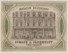 Magazijn Keizershof, Schade & Oldenkott Amsterdam