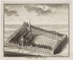 ''t Beggyn-Hoff. Ao. 1544