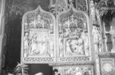 Keizersgracht 220, R.K. Onze Lieve Vrouwekerk, detail van het orgel