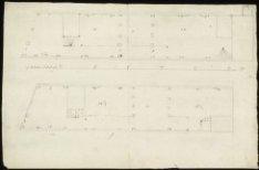 Blad 13 van het 4e, losbladige, kaartboek van de Gasthuizen (toegangsnummer 342/…