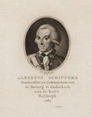 Albertus Schipper (1747 / 21-02-1826)