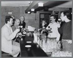 De bar in het doveninstituut, Stadhouderskade 89-90