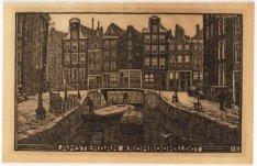 Amsterdam - Krom Boomssloot