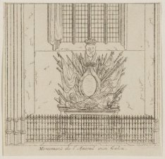 Monument de l''Amiral van Galen