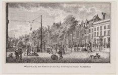 Voorburgwal, Nieuwezijds 192 (t.h.v.) (rechts, v.r.n.l.)