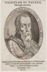 Ferdinand Alvarea van Toledo (29-10-1507 / 11-12-1582)